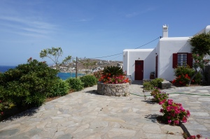 Our Mykonos studio!